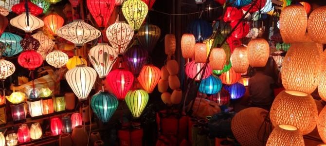 【世界遺産】ホイアンのランタン祭り