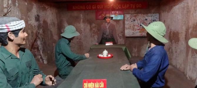自力で行ったクチトンネルはベトナムの本気の象徴