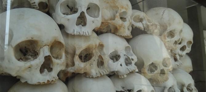 カンボジアの悲しい歴史その2ーチュンエクキリングフィールドー