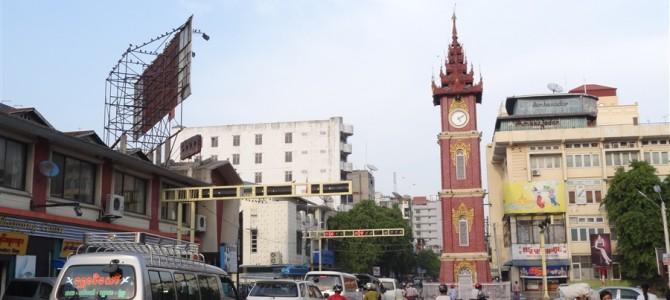 大好きな町バガンからミャンマー第2の大都市マンダレーへ