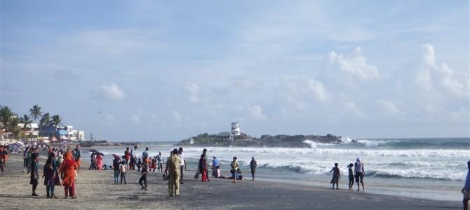 インド周遊記<その63>ートリバンドラム→コヴァーナムビーチ(一番ひどかった○○の話)