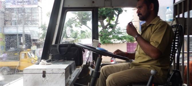 インド周遊記<その66>ーインド最南端の街カニャクマリへ