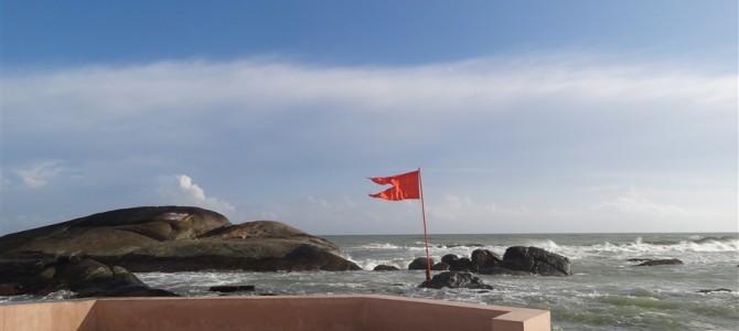 インド周遊記<その69>ーインド亜大陸最南端の場所【コモリン岬】