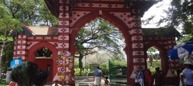 インド周遊記<その62>ー久しぶり【世界の動物園】トリバンドラム動物園