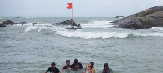 インド周遊記<その70>ー【祝】70回記念!!ついに!?インドで沐浴