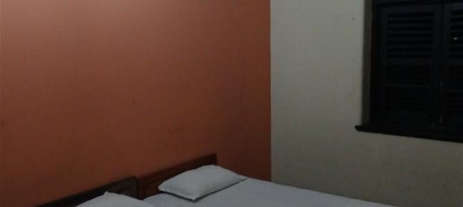 インドからスリランカのコロンボへ。南京虫で眠れない夜・・・