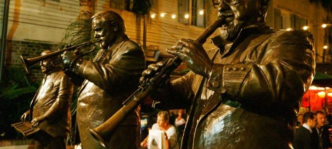 【アメリカ横断Day13】ジャズの街ニューオリンズはおしゃれな街