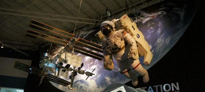 【アメリカ横断Day12】今まで見たことの無い世界観!NASAジョンソン宇宙センターでの1日