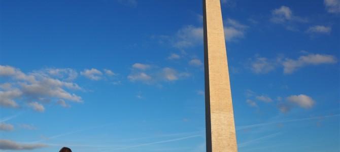 【アメリカ横断Day23】厳戒態勢のワシントンD.C.そこには平和が溢れています