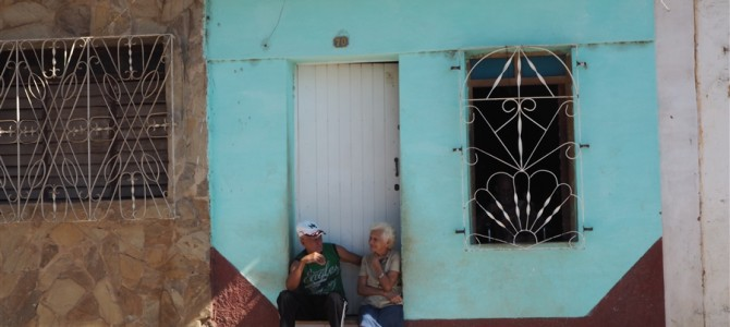 【キューバ4日目】サンクチスピリトゥスからトリニダへ