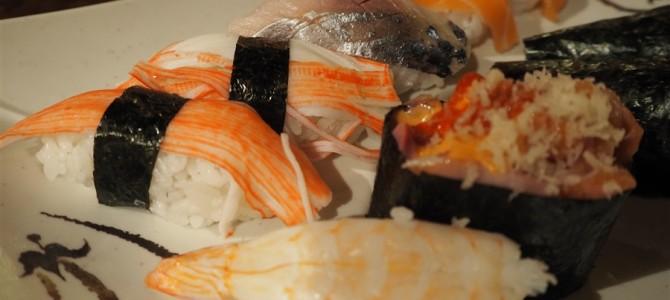 トロントの寿司食べ放題へ行ってみた