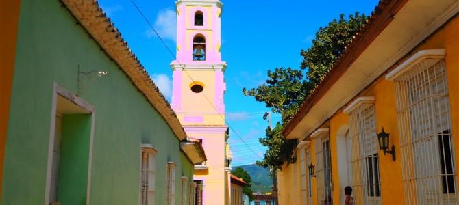 【キューバ6日目-1】【世界遺産】トリニダの町並みその2