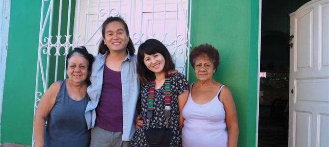 【キューバ6日目-2】キューバのお母さん。トリニダのルイーサとナンシー