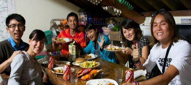 アンティグアで出会ったステキな夫婦たち(初めて世界一周中の夫婦出会った話)