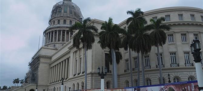 【キューバ11日目】【世界百景】ハバナの街を歩いてみよう。ハバナセントロ編
