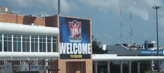 【キューバ17日目】キューバ旅終了。キューバはとても魅力的でした。メキシコへ。カンクンのオススメ快適宿