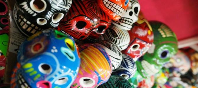 メキシコ、カンクンのメルカド28(ベインテイオチョ)