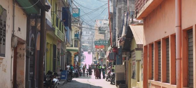 サンペドロ・ラ・ラグーナという街とまたまた良い出会い