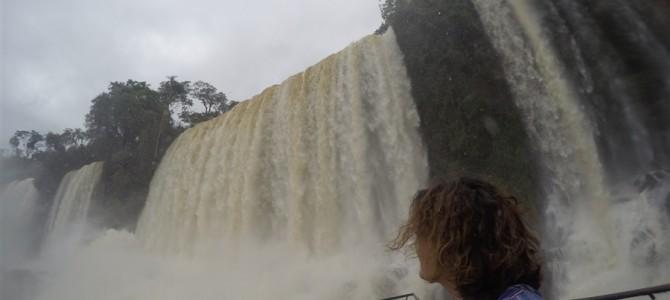 1日で3カ国【パラグアイ、ブラジル、アルゼンチン】をまたいでイグアスの滝(アルゼンチン側)【後編】