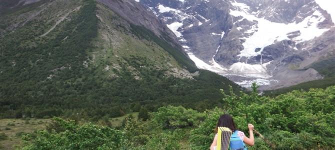 パイネ国立公園トレッキングに挑戦-2日目-