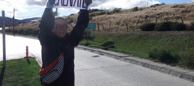 ヒッチハイクに挑戦。チリからアルゼンチン、エルチャルテンと言う町まで。成功したのか