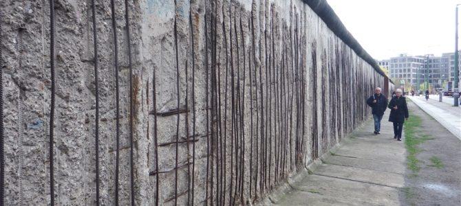 ベルリンの歴史。ベルリンの壁と言う存在