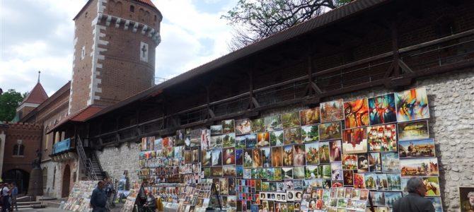 【世界遺産】クラクフ歴史地区、旧市街を見て、感じたこと