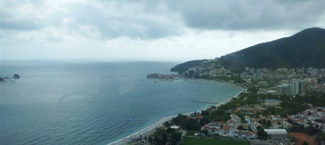 モンテネグロの一大リゾートタウン「ブドヴァ」へ