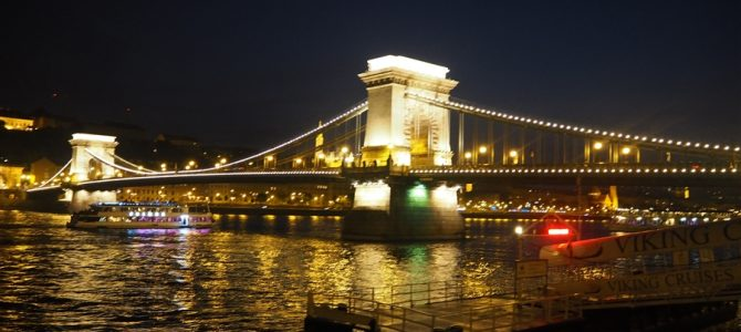 【世界遺産】青きドナウ川とブダペスト