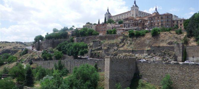 【スペイン&ポルトガル車旅Day6】【世界遺産】16世紀で歩みを止めた素晴らしい街「トレド」