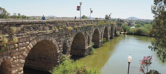 【スペイン&ポルトガル車旅Day7-1】【世界遺産】ローマ時代の遺跡の街メリダ