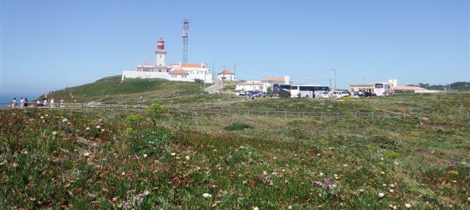 【スペイン&ポルトガル車旅Day10-1】ユーラシア大陸最西端「ロカ岬」へGo
