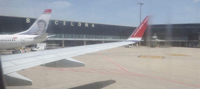 クロアチアから一気に移動。情熱の国スペインへ