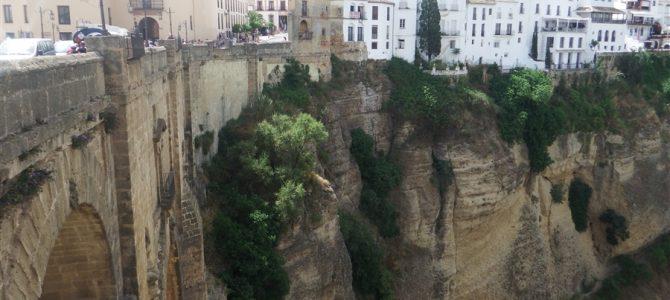 【スペイン&ポルトガル車旅Day12-2】断崖絶壁の街「ロンダ」からの景観