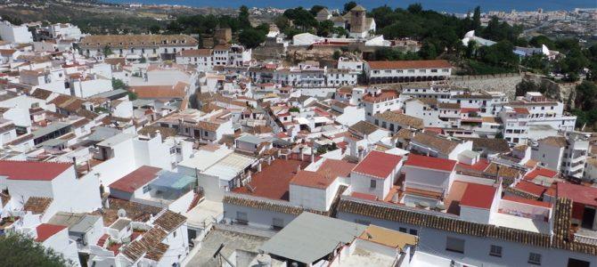 【スペイン&ポルトガル車旅Day13】素晴らしい白の街「ミハス」
