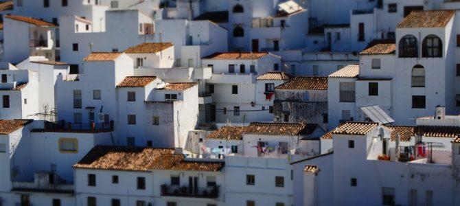 【スペイン&ポルトガル車旅Day14】これまた絶景の白い街「カサレス」へ