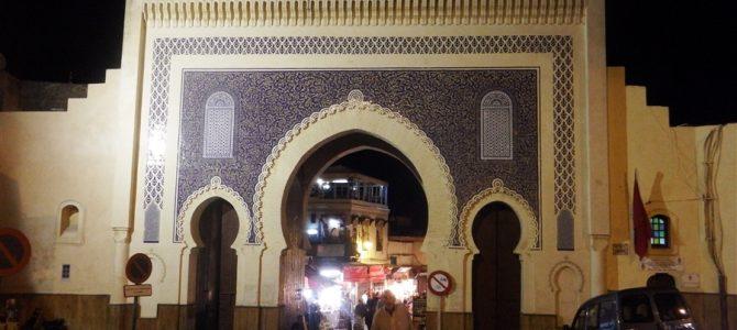 シャウエンからフェズに移動。フェズでは、ラマダンのモロッコの家庭でホームステイです。