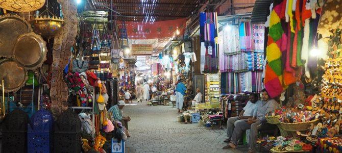【世界遺産】マラケシュでモロッコ雑貨を本気で買い尽くす!