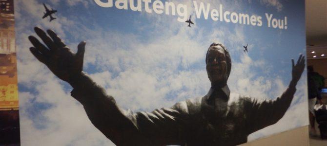 【大移動67時間その2】アディスアベバから南アフリカのヨハネスブルグ。そして・・・ナイロビ