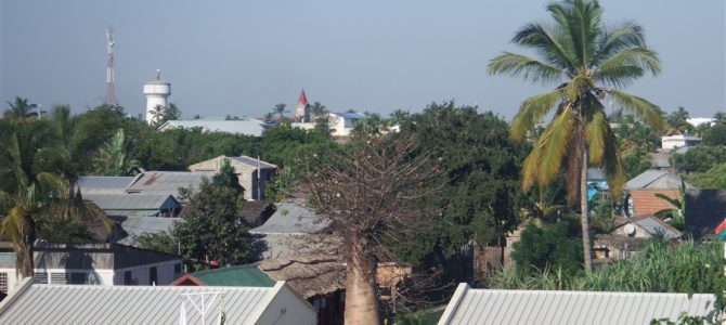ムルンダバの街で「バオバオの木」ツアーの組み方