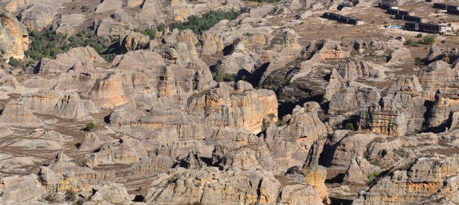 イサル国立公園トレッキング2日目は、僕らの貸し切り。自然そのままの中を歩きました【第1弾】