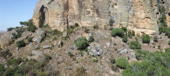 イサル国立公園トレッキング2日目は、僕らの貸し切り。自然そのままの中を歩きました【第2弾】