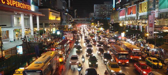バンコクの僕らの満喫コースを巡ります。そして、バンコク残り2泊は5つ星ホテルに宿泊